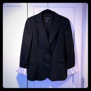 Club Monaco | Black fitted Blazer | size 4